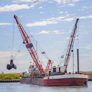 Dredge Workers